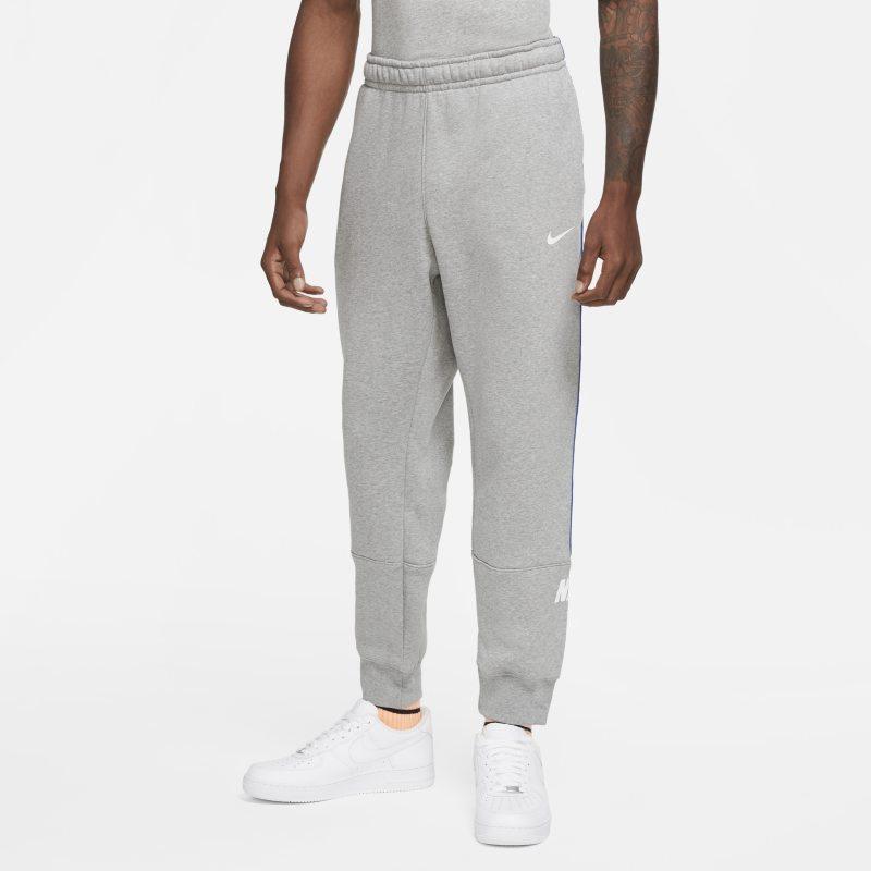 Nike Sportswear Joggingbroek van fleece voor heren – Grijs