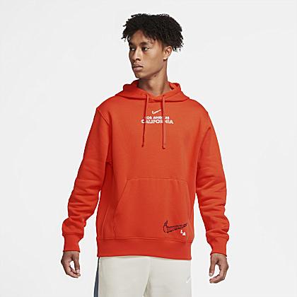 Nike Sportswear JDI Heavyweight Fleece Pullover Hoodie.