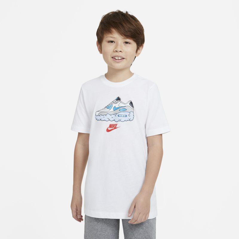 Nike Sportswear T-shirt voor kids - Wit