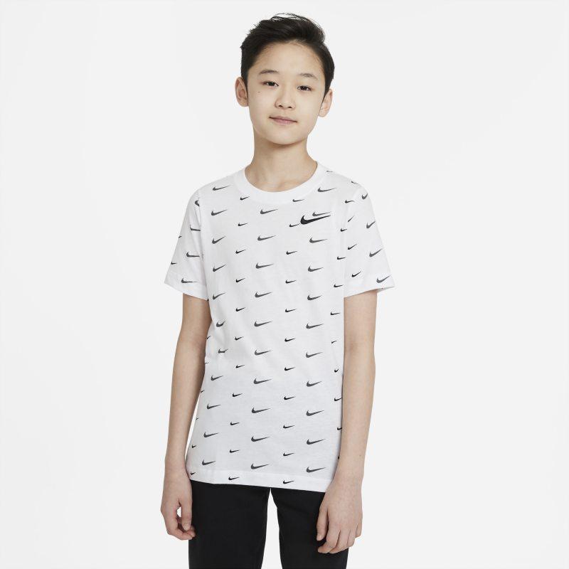 Nike Sportswear T-shirt voor jongens - Wit