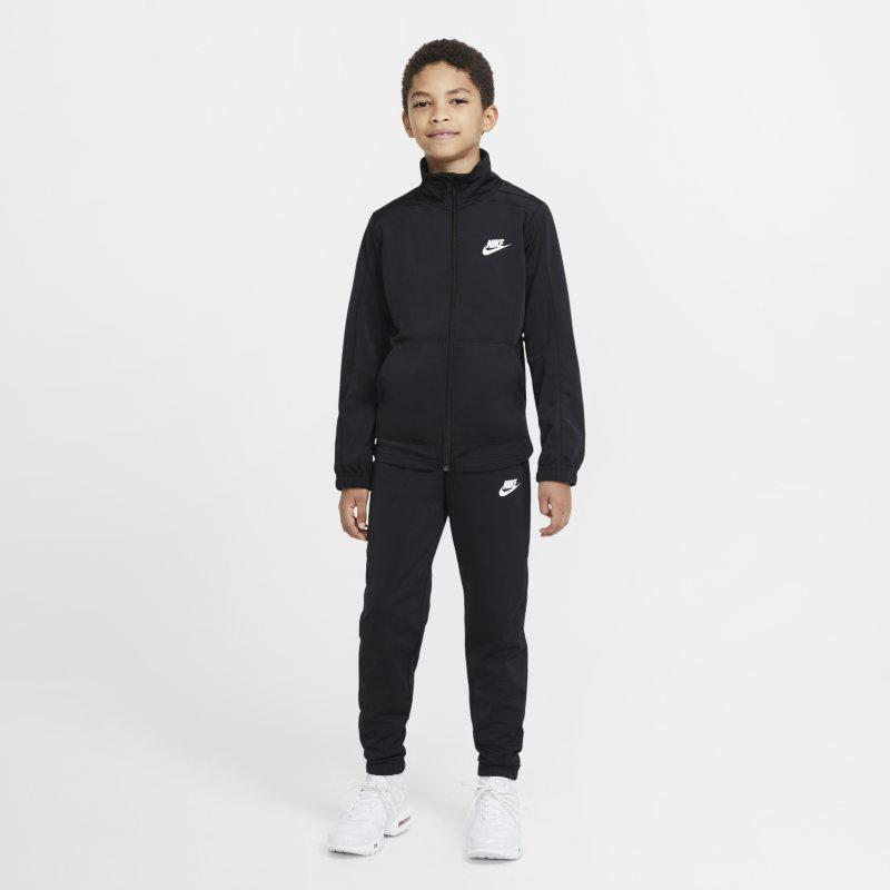 Nike Sportswear Trainingspak voor kids - Zwart