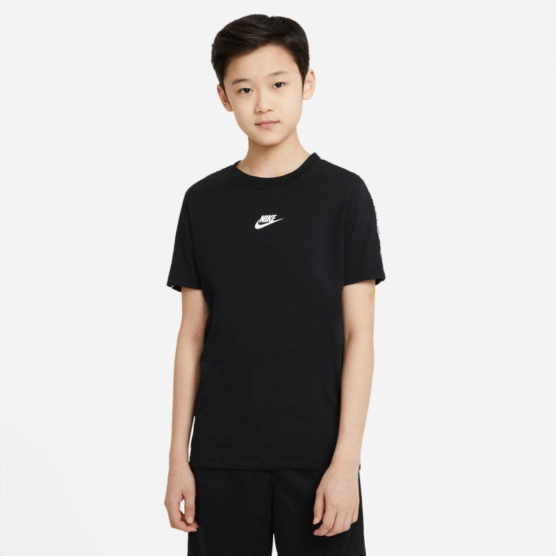 Nike Sportswear T-shirt voor jongens - Zwart