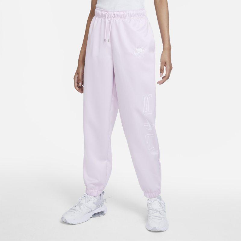 Byxor Nike Air för kvinnor - Rosa