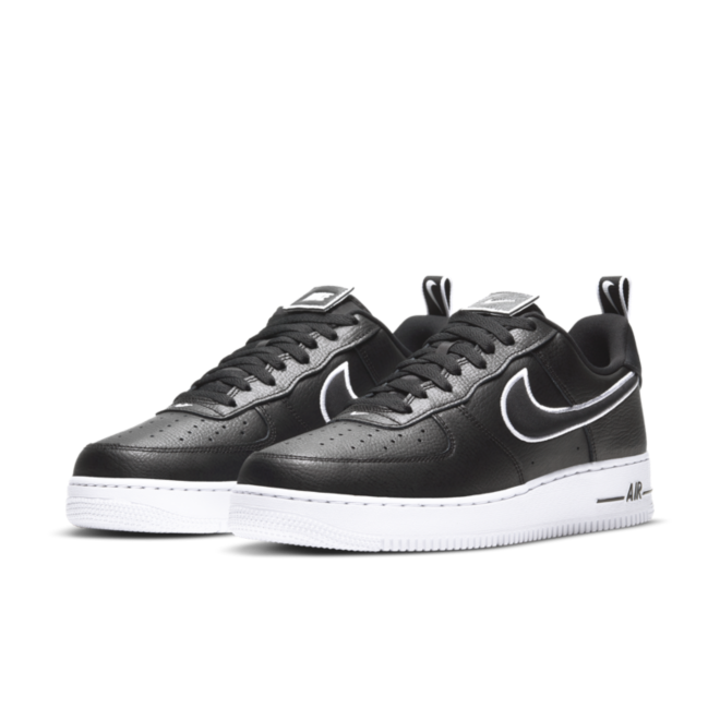 Nike Air Force 1 Low 'Patches' black