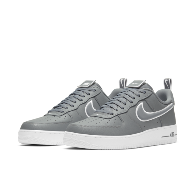 Nike Air Force 1 Low 'Patches' grey