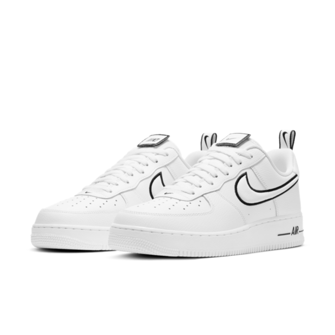 Nike Air Force 1 Low 'Patches' white
