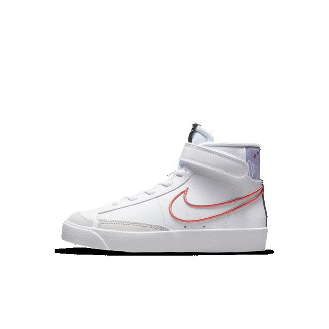 Chaussure Nike Blazer Mid '77 Se Pour Jeune Enfant - Blanc   Nike   US
