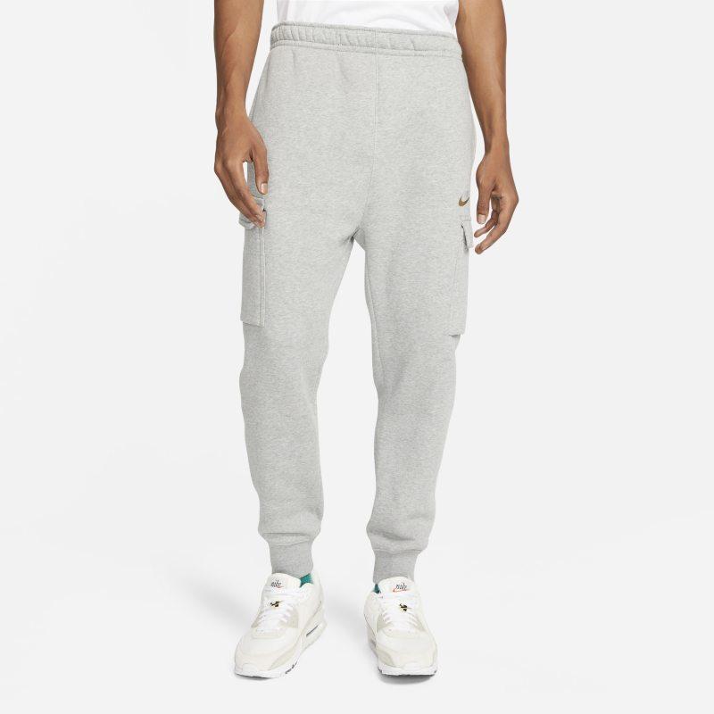 Cargobyxor Nike Sportswear Club Fleece för män - Grå