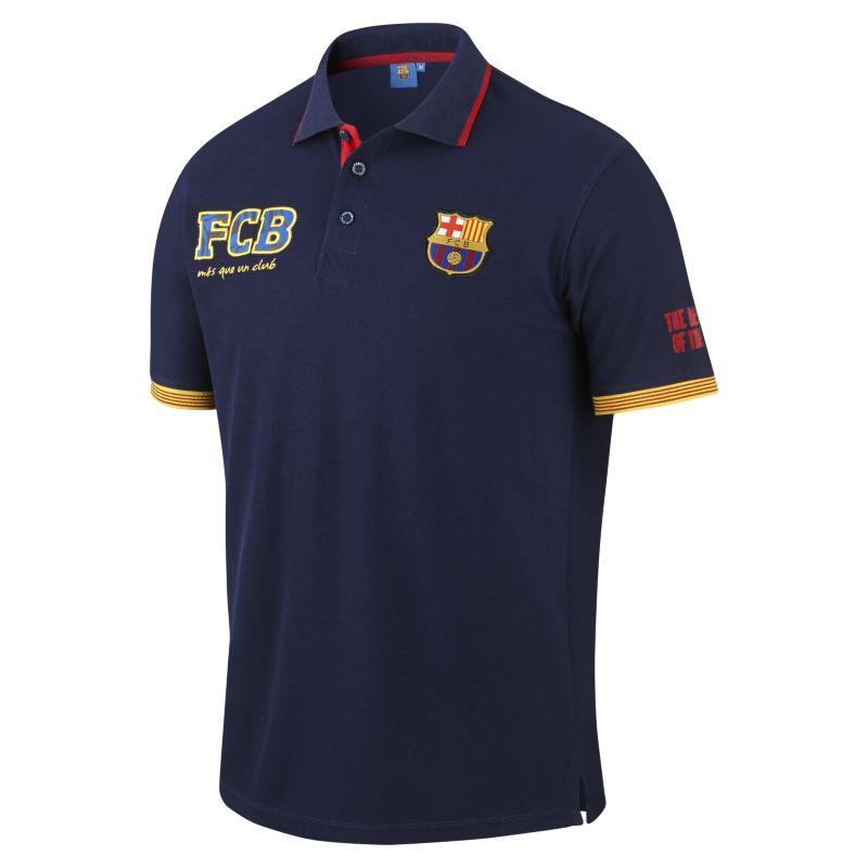 FC Barcelona Marine Polo - Hombre - Azul