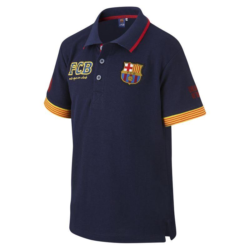 FC Barcelona Cat Polo - Niño/a - Azul