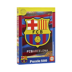 FC Barcelona 500 Piece Puzzle