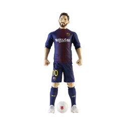 FC Barcelona Messi Action Figure Collectible