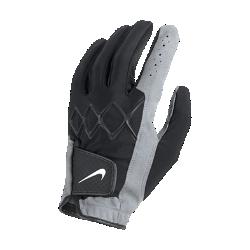 Перчатки для гольфа Nike All Weather IIIПерчатки для гольфа Nike All Weather III из водонепроницаемой микрофибры и эластичной ткани обеспечивают гибкость и комфорт в любых погодных условиях.<br>