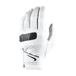 Мужская перчатка для гольфа Nike Tour (на левую руку, стандартный размер)Мужская перчатка для гольфа Nike Tour из мягкой кожи с перфорацией в области пальцев обеспечивает полный комфорт и усиленную вентиляцию. Отводящая влагу конструкция не позволяет ладони скользить внутри для комфорта при каждом свинге.<br>