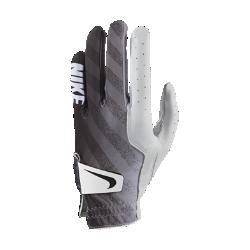 Мужская перчатка для гольфа Nike Tech (на левую руку, стандартный размер)Мужская перчатка для гольфа Nike Tech из мягкой кожи со вставками из эластичной ткани обеспечивает комфорт и естественную свободу движений. Отводящая влагу конструкция не позволяет ладони скользить, обеспечивая комфорт при каждом свинге.<br>