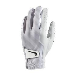 Женская перчатка для гольфа Nike Tech (на левую руку, стандартный размер)Женская перчатка для гольфа Nike Tech из мягкой кожи со вставками из эластичной ткани обеспечивает комфорт и естественную свободу движений. Отводящая влагу конструкция не позволяет ладони скользить, обеспечивая комфорт при каждом свинге.<br>