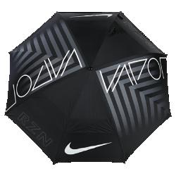 Зонт для гольфа Nike WindSheer Auto-Open Tour 17 173 смЗонт для гольфа Nike WindSheer Auto-Open Tour 17 173 см с легким нейлоновым куполом защищает от непогоды.Кнопочный механизм на ручке позволяет быстро и удобно раскрывать зонт, когда начинается дождь.<br>