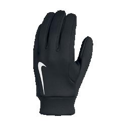 Футбольные перчатки Nike Hyperwarm Field PlayersФутбольные перчатки Nike Hyperwarm Field из теплого полиэстера с подкладкой из флиса со специальным рисунком из силикона обеспечивают улучшенный контроль над мячом при вбрасывании.<br>