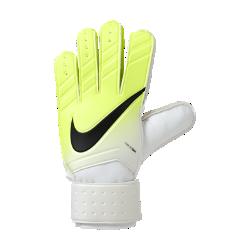 Футбольные перчатки Nike Match GoalkeeperФутбольные перчатки Nike Match Goalkeeper с регулируемой посадкой и высококачественными вкладышами защищают от ударных нагрузок.<br>