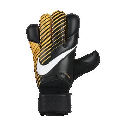Футбольные перчатки Nike Grip3 GoalkeeperФутбольные перчатки Nike Grip3 Goalkeeper с эластичным пеноматериалом Contact Foam обеспечивают уверенное сцепление с мячом и поглощение ударных нагрузок.<br>