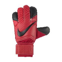 Футбольные перчатки Nike Grip3 GoalkeeperФутбольные перчатки Nike Grip3 Goalkeeper с эластичным пеноматериалом на основе латекса обеспечивают уверенное сцепление с мячом и поглощение ударных нагрузок.<br>