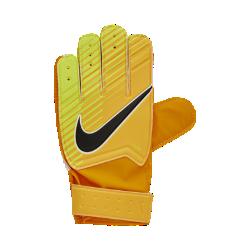 Детские футбольные перчатки Nike Junior Match GoalkeeperДетские футбольные перчатки Nike Junior Match Goalkeeper обеспечивают превосходное сцепление и защиту от ударных нагрузок благодаря невероятно мягкой конструкции из латексного пеноматериала.<br>
