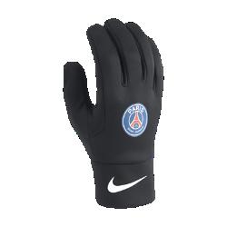 Перчатки Paris Saint-Germain StadiumПерчатки Paris Saint-Germain Stadium из удерживающего тепло флиса с символикой команды обеспечивают комфорт и защиту от холода в любой ситуации.<br>