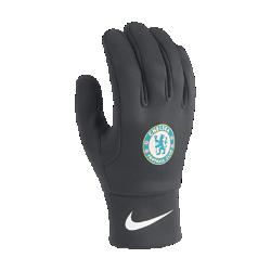 Перчатки Chelsea FC StadiumПерчатки Chelsea FC Stadium из удерживающего тепло флиса с символикой команды обеспечивают комфорт и защиту от холода в любой ситуации.<br>