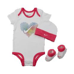 Nike Pop Heart Three-Piece Baby & Toddler Girls' Set