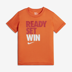 "Nike ""Ready Set Win"" Younger Kids' (Boys') T-Shirt"