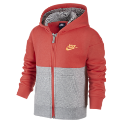 Nike Club Younger Kids' (Girls') Hoodie