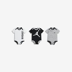 Jordan Play In Creeper Three-Piece Baby & Toddler Bodysuit Set