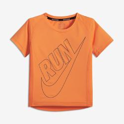 Nike Dri-FIT Miler Younger Kids' (Boys') T-Shirt