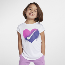 Nike Graphic Younger Kids' (Girls') T-Shirt