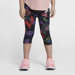 Nike Leg-A-See Toddler Girls' Printed Capris