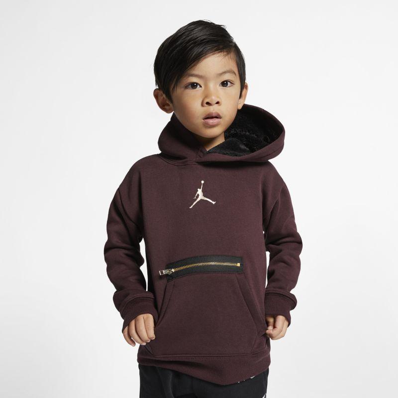 Nike Jordan Younger Kids' Pullover Hoodie - Black Image