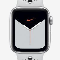 Deals on Apple Watch Nike Series 5 44mm GPS + Cellular Smartwatch
