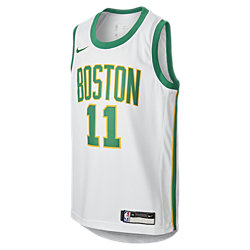promo code c3d3c dc192 Kyrie Irving City Edition Swingman (Boston Celtics) Older Kids' Nike NBA  Jersey