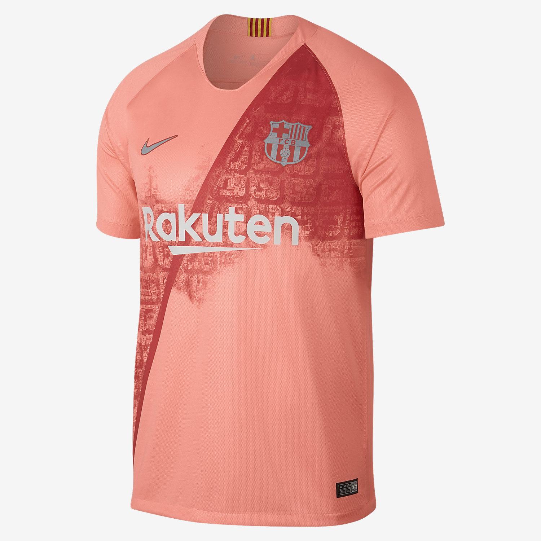 2018 19 FC Barcelona Stadium Third Camiseta de fútbol - Hombre. Nike.com ES 73ef6e416914c