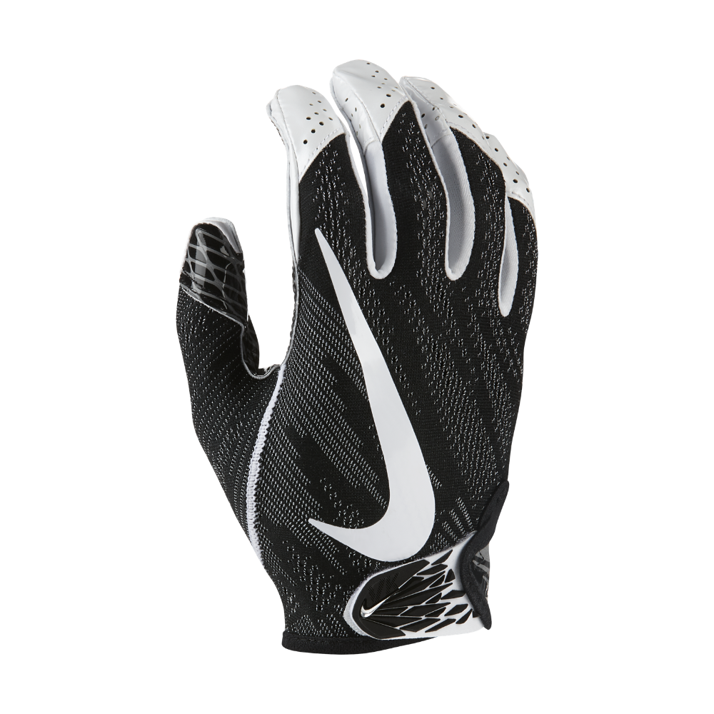 Nike Gloves Sale: Nike Vapor Knit 2.0 Football Gloves Size 2XL (Black