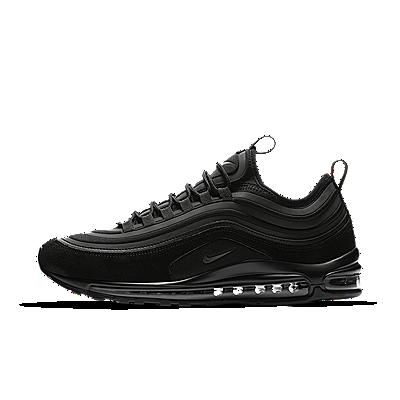 9479a9b35e Nike Men's Air Max 97 'Silver Bullet' (Metallic Silver) KicksUSA