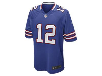 aed7af69 NFL Buffalo Bills Game Jersey (Jim Kelly) Men's Football Jersey. Nike.com