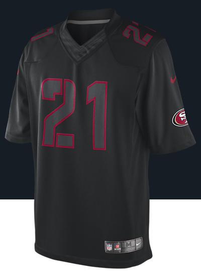 NFL San Francisco 49ers (Frank Gore) Mens Football Impact