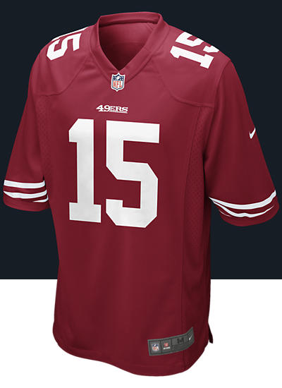NFL San Francisco 49ers (Michael Crabtree) Kids Football