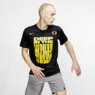 963576588f764b Men s Long-Sleeve T-Shirt.  36. Nike College Dri-FIT Legend (Oregon)