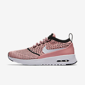 womens nike flynit air max blue gold