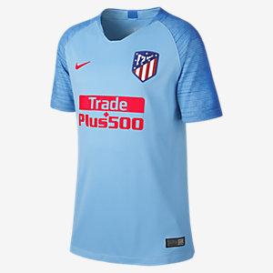 2018 19 Atlético de Madrid Stadium Away Camiseta de fútbol - Niño a ... 087a322e80a