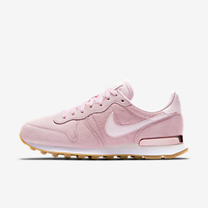 check out 9b851 8125c Nike.com FR nike internationalist rose poudré