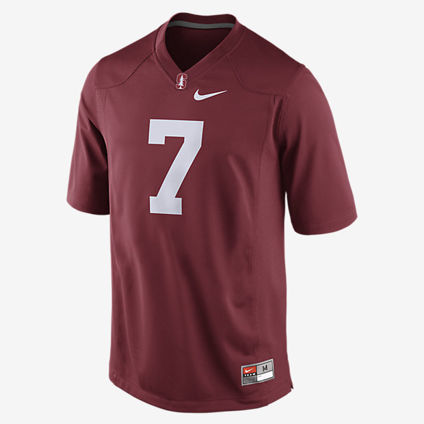 Low Resolution Nike Football Game (Stanford) Men's Jersey