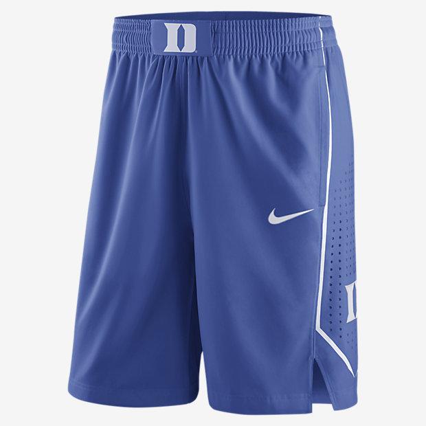 Nike College Authentic Duke Mens Basketball Shorts Nikecom
